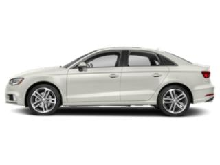 Ibis White 2018 Audi A3 Sedan Pictures A3 Sedan 2.0 TFSI Premium Plus FWD photos side view