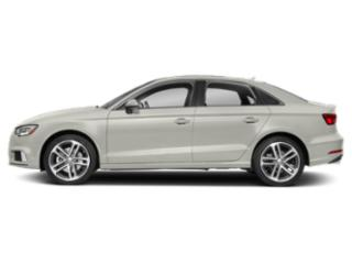 Ibis White 2018 Audi A3 Sedan Pictures A3 Sedan 2.0 TFSI Premium quattro AWD photos side view