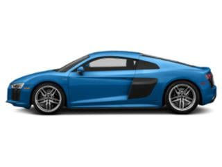 Ara Blue Crystal Effect 2018 Audi R8 Coupe Pictures R8 Coupe V10 RWD photos side view