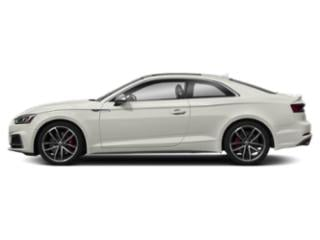 Ibis White 2018 Audi S5 Coupe Pictures S5 Coupe 3.0 TFSI Prestige photos side view
