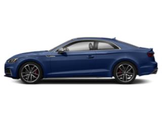 Navarra Blue Metallic 2018 Audi S5 Coupe Pictures S5 Coupe 3.0 TFSI Prestige photos side view