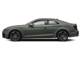 Daytona Gray Pearl Effect 2018 Audi S5 Coupe Pictures S5 Coupe 3.0 TFSI Prestige photos side view