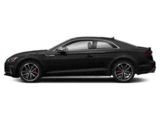 Brilliant Black 2018 Audi S5 Coupe Pictures S5 Coupe 3.0 TFSI Prestige photos side view