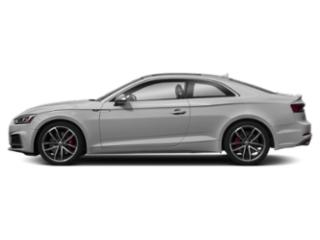 Florett Silver Metallic 2018 Audi S5 Coupe Pictures S5 Coupe 3.0 TFSI Prestige photos side view