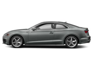 Monsoon Gray Metallic 2018 Audi A5 Coupe Pictures A5 Coupe 2.0 TFSI Premium Plus S tronic photos side view