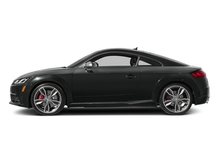 Mythos Black Metallic 2018 Audi TTS Pictures TTS 2.0 TFSI photos side view