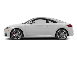 Glacier White Metallic 2018 Audi TTS Pictures TTS 2.0 TFSI photos side view