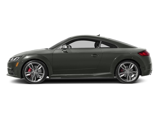 Daytona Gray Pearl Effect 2018 Audi TTS Pictures TTS 2.0 TFSI photos side view