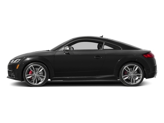 Brilliant Black 2018 Audi TTS Pictures TTS 2.0 TFSI photos side view