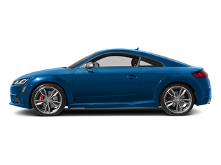 Ara Blue Crystal Effect 2018 Audi TTS Pictures TTS 2.0 TFSI photos side view