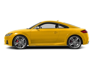 Vegas Yellow 2018 Audi TTS Pictures TTS 2.0 TFSI photos side view