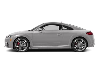 Florett Silver Metallic 2018 Audi TTS Pictures TTS 2.0 TFSI photos side view
