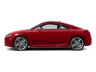 Tango Red Metallic 2018 Audi TTS Pictures TTS 2.0 TFSI photos side view