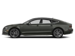 Daytona Gray Pearl Effect 2018 Audi A7 Pictures A7 3.0 TFSI Prestige photos side view
