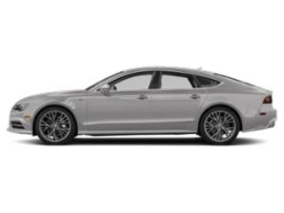 Florett Silver Metallic 2018 Audi A7 Pictures A7 3.0 TFSI Prestige photos side view