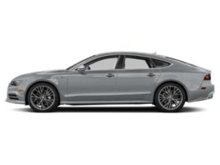 Tornado Gray Metallic 2018 Audi A7 Pictures A7 3.0 TFSI Prestige photos side view