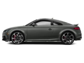 Daytona Gray Pearl Effect 2018 Audi TT RS Pictures TT RS 2.5 TFSI photos side view