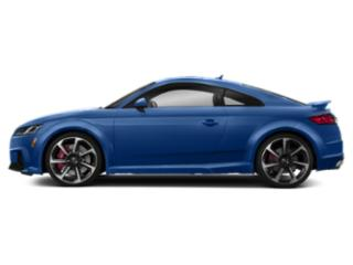 Ara Blue Crystal Effect 2018 Audi TT RS Pictures TT RS 2.5 TFSI photos side view