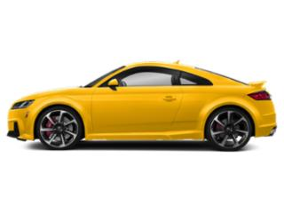 Vegas Yellow 2018 Audi TT RS Pictures TT RS 2.5 TFSI photos side view