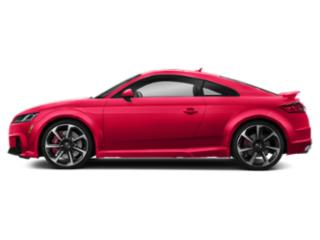Catalunya Red Metallic 2018 Audi TT RS Pictures TT RS 2.5 TFSI photos side view