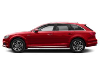 Matador Red Metallic 2018 Audi A4 allroad Pictures A4 allroad 2.0 TFSI Tech Premium photos side view