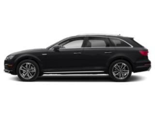 Manhattan Gray Metallic 2018 Audi A4 allroad Pictures A4 allroad 2.0 TFSI Tech Premium photos side view