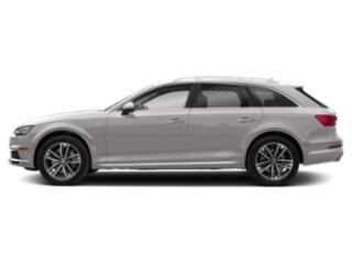 Florett Silver Metallic 2018 Audi A4 allroad Pictures A4 allroad 2.0 TFSI Tech Premium photos side view