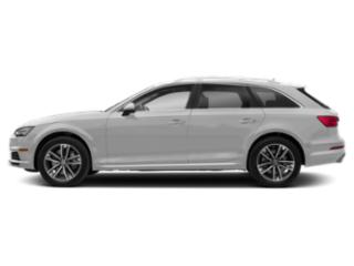 Glacier White Metallic 2018 Audi A4 allroad Pictures A4 allroad 2.0 TFSI Tech Premium photos side view