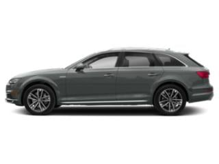 Monsoon Gray Metallic 2018 Audi A4 allroad Pictures A4 allroad 2.0 TFSI Tech Premium photos side view