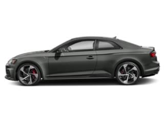 Daytona Gray Pearl Effect 2018 Audi RS 5 Coupe Pictures RS 5 Coupe 2.9 TFSI quattro tiptronic photos side view