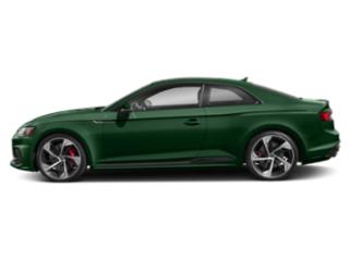 Sonoma Green Metallic 2018 Audi RS 5 Coupe Pictures RS 5 Coupe 2.9 TFSI quattro tiptronic photos side view