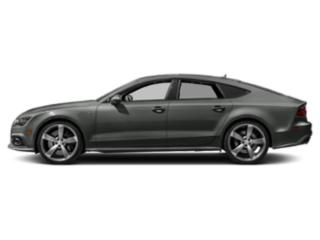 Daytona Gray Pearl Effect 2018 Audi S7 Pictures S7 4.0 TFSI Prestige photos side view