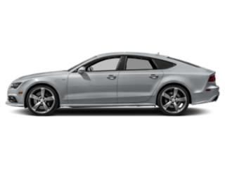 Tornado Gray Metallic 2018 Audi S7 Pictures S7 4.0 TFSI Prestige photos side view