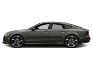 Daytona Gray Pearl Effect 2018 Audi RS 7 Pictures RS 7 Sedan 4D RS7 Performance AWD photos side view