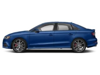 Ara Blue Crystal Effect 2018 Audi S3 Pictures S3 2.0 TFSI Prestige photos side view