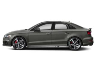 Nardo Gray 2018 Audi RS 3 Pictures RS 3 Sedan 4D RS3 AWD photos side view