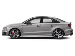 Florett Silver Metallic 2018 Audi RS 3 Pictures RS 3 Sedan 4D RS3 AWD photos side view