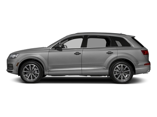 Samurai Gray Metallic 2018 Audi Q7 Pictures Q7 2.0 TFSI Premium Plus photos side view
