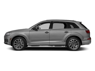 Samurai Gray Metallic 2018 Audi Q7 Pictures Q7 2.0 TFSI Premium photos side view