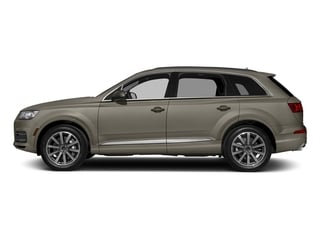 Cobra Beige Metallic 2018 Audi Q7 Pictures Q7 3.0 TFSI Prestige photos side view