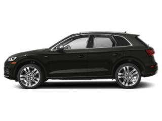 Mythos Black Metallic 2018 Audi SQ5 Pictures SQ5 3.0 TFSI Prestige photos side view