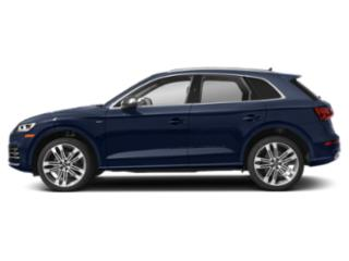 Navarra Blue Metallic 2018 Audi SQ5 Pictures SQ5 3.0 TFSI Prestige photos side view