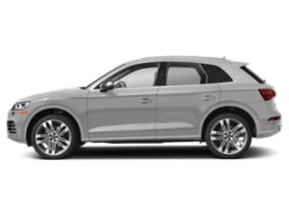 Florett Silver Metallic 2018 Audi SQ5 Pictures SQ5 Utility 4D Prestige AWD photos side view