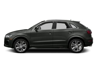 Daytona Gray Pearl Effect 2018 Audi Q3 Pictures Q3 2.0 TFSI Sport Premium Plus FWD photos side view