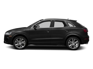 Brilliant Black 2018 Audi Q3 Pictures Q3 2.0 TFSI Sport Premium Plus FWD photos side view