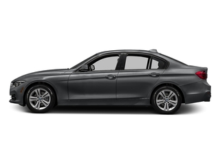 Mineral Gray Metallic 2018 BMW 3 Series Pictures 3 Series 330i xDrive Sedan photos side view