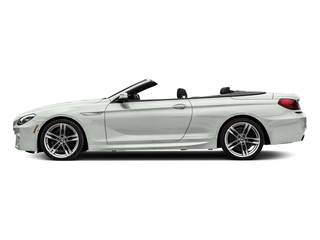 Alpine White 2018 BMW 6 Series Pictures 6 Series 650i xDrive Convertible photos side view