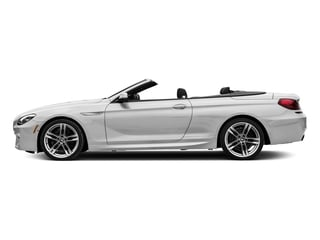 Mineral White Metallic 2018 BMW 6 Series Pictures 6 Series 650i xDrive Convertible photos side view
