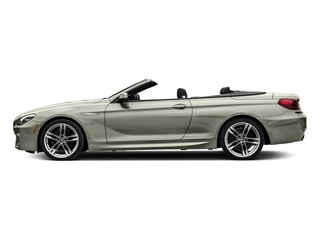 Moonstone Metallic 2018 BMW 6 Series Pictures 6 Series 650i xDrive Convertible photos side view