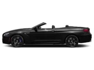 Black Sapphire Metallic 2018 BMW M6 Pictures M6 Convertible photos side view